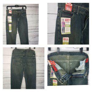 Boys wranglers Boot Cut 16 R Jeans